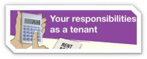 Your responsabilities as a tenant